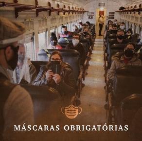 Trem Maria Fumaça em Promoção