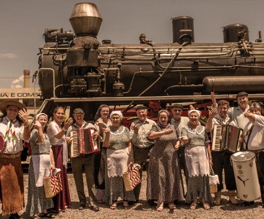 Com comprar passeio de Trem Maria Fumaça em Gramado
