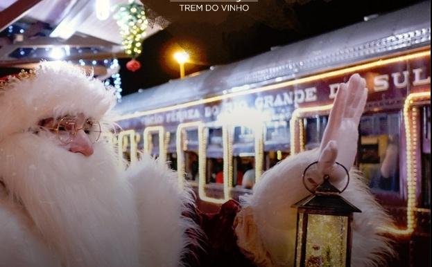 O passeio de trem em Gramado está funcionando?